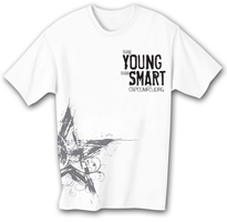 young shirt photo